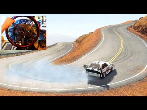 Dirt Rally GoPro Back to Pikes Peak to Rip the Handbrake!!