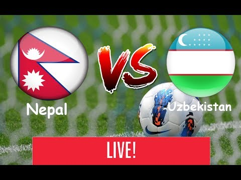 Nepal vs Uzbekistan Football | U-23 |full game | Full HD with 60 fps