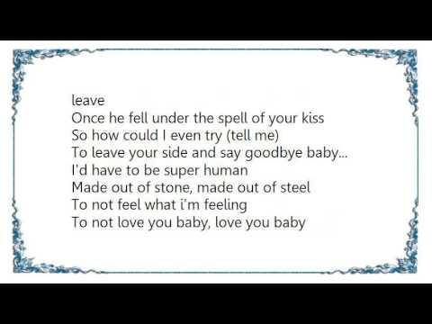 Ginuwine - Superhuman Lyrics Ginuwine - Superhuman Lyrics