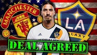 BREAKING: Zlatan Ibrahimovic Confirms Transfer To LA Galaxy! | Continental Club 2017 Video
