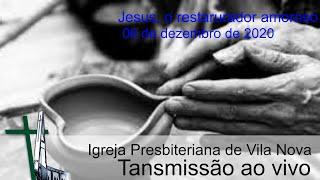 Jesus, o restaurador amoroso Jo 21:1-19