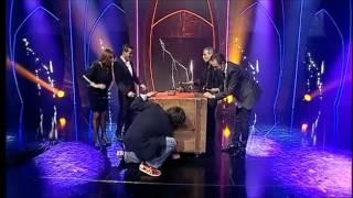 Gemma Mengual gana el segundo programa de Por arte de magia