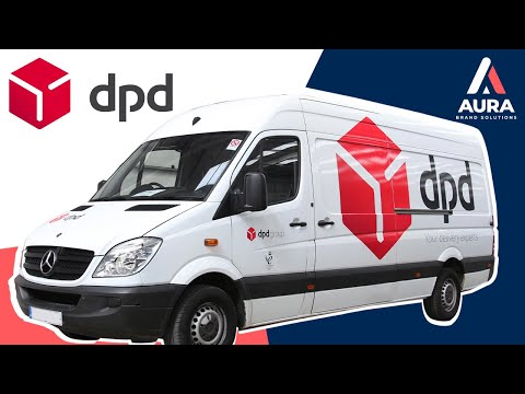 DPD Fleet Rebrand - Vehicle Wrap