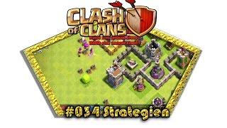 Let's play Clash Of Clans #034 - Strategien [Deutsch / German][LP iOS IPhone]