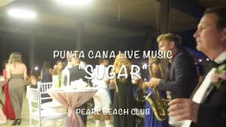 Wedding at Pearl Beach Club, SUGAR Sax cover