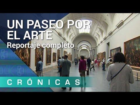 'Un paseo por el arte' COMPLETO | Crónicas | La 2