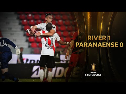 Atletico River Plate Atletico-PR Goals And Highlights