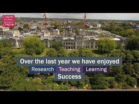 Cardiff University Highlights 2018-2019