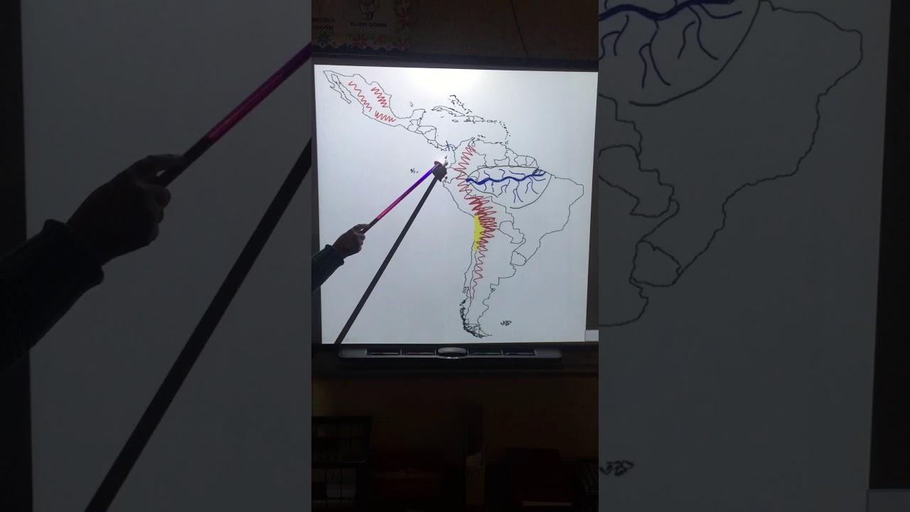 Latin America Map Song.Latin America Map Song Ss6g1 Youtube