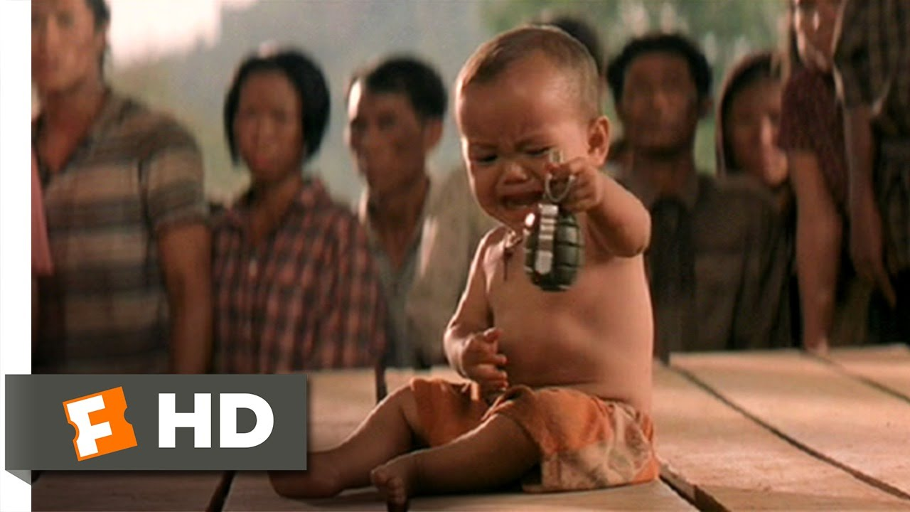 Angelina Jolie Beyond Borders beyond borders (5/8) movie clip - he's just a baby (2003) hd