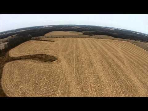 Oscar Mittermeyer Farm - Nicole Bohanan Aerial Tour - Hancock County, IL