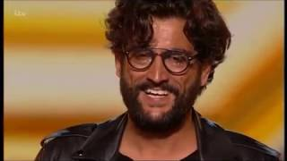 THE X FACTOR 2018 AUDITIONS - CEZAR OUATU SINGS NESSUN DORMA - Stafaband