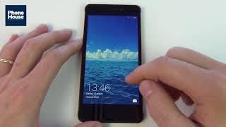 TIP: Desbloqueo doble toque en Hisense Rock