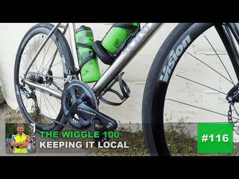 The Wiggle 100 - Keeping It Local // NORTH #LINCOLNSHIRE