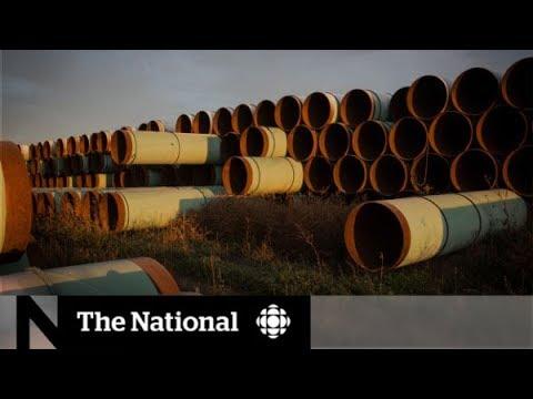 Canada split over Keystone XL pipeline approval