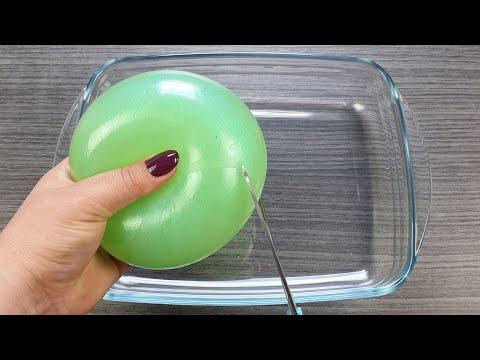 Découper Des Balles Anti-stress Super Satisfaisante Video!!