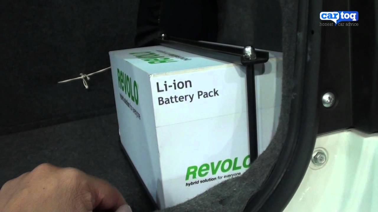 Convert Any Car Into A Hybrid With Revolo System Video Review By Cartoq You