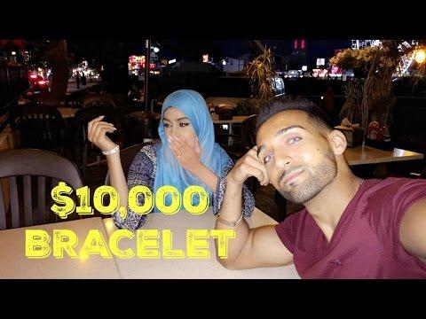 Bought a $10,000 Bracelet In Niagara Falls
