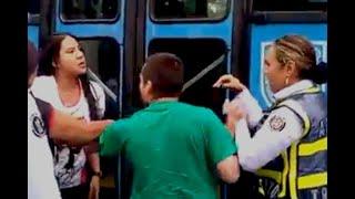 Mujer que agredió a agentes de tránsito en Cali podría pagar una pena entre los 4 y 8 años de cárcel
