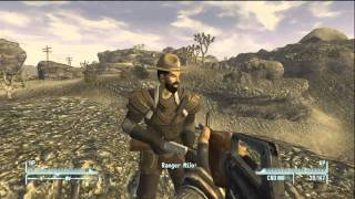 Fallout New Vegas: Back In Your Own Backyard