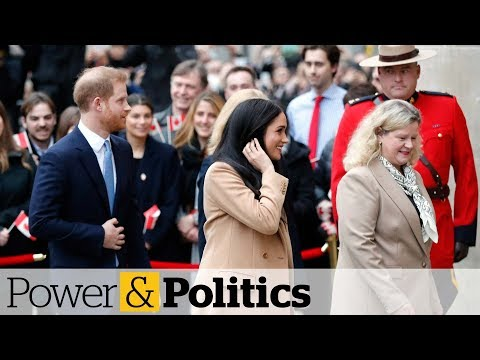 Most Canadians don't want to cover Harry and Meghan's costs, poll says | Power & Politics