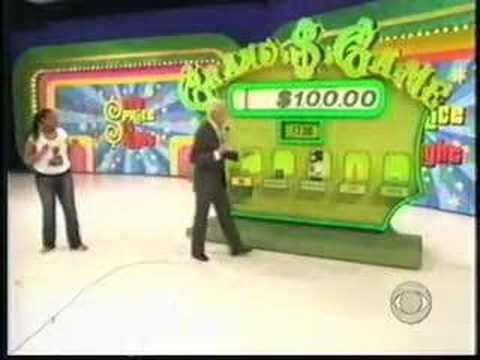 Price Is Right - Space Bag Game