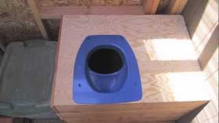 Diy Composting Toilet Part 2