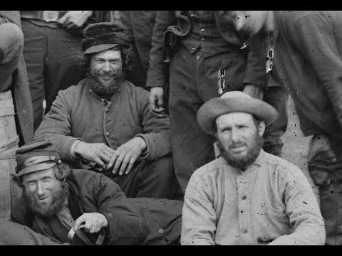 Rare Photos of Soldiers and Civilians Smiling During the American Civil War (1861-1865)