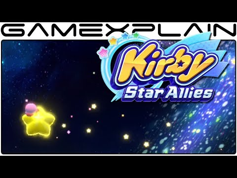 Kirby Star Allies - Discover Easter Eggs from Past Games!