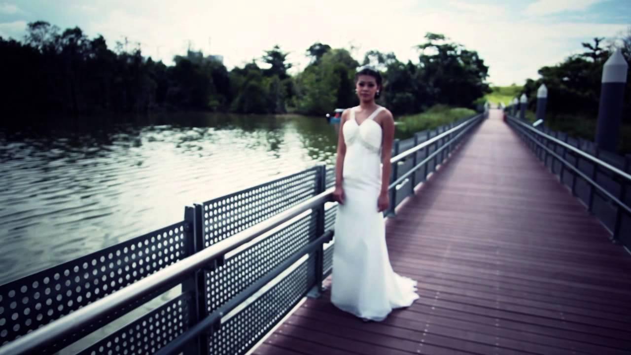 vivian gown behind scene - YouTube