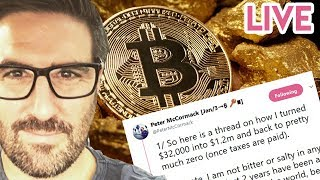 Peter McCormack - 🚀 Bitcoin Millionaire and back again...