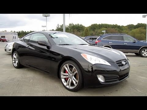 Superior 2011 Hyundai Genesis Coupe 3.8 R Spec Start Up, Exhaust, In Depth Tour, And  Short Drive   YouTube