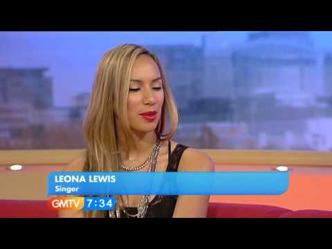 Leona Lewis - Interview on GMTV 22nd Feb 2010