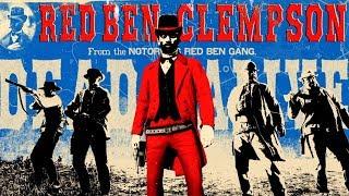 This Weeks New Legendary Bounty! Red Ben & Train Heist! Red Dead Online Update