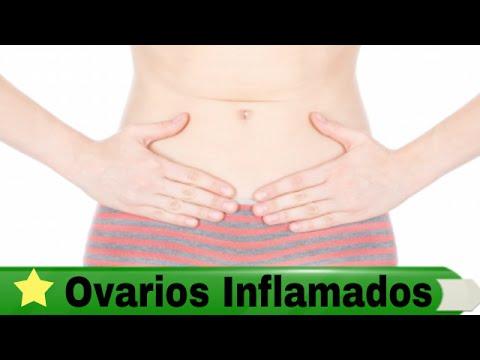 Que tomar para la inflamacion de ovarios