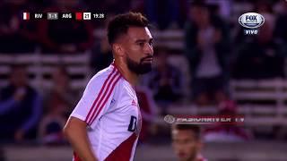 River Plate vs Argentinos JRS (1-1) SuperLiga 2017/18 -  Fecha 4 - Resumen FULL HD