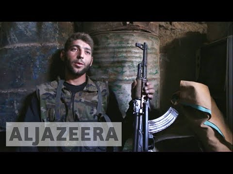 Syria's war: Rebels groups sign fragile ceasefire covering Eastern Ghouta