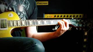 Gibson Les Paul 1979 - Dirty Fingers Humbuckers Test