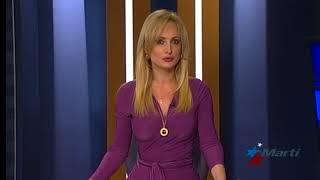 Noticiero Televisión Martí   08/20/2018
