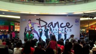 VIRTUAL CONNECTION - Dance Fest 2013 SMcity iloilo ( July 6, Saturday)