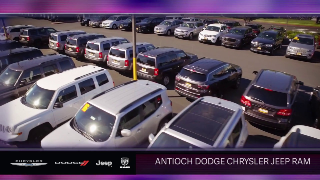 Welcome To Antioch Chrysler Jeep Dodge Ram