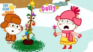 Dolly & Friends 💖 Funny Cartoon 💖 Season 4 💖 Full Episode #223 Full HD