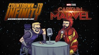 Countdown to Infinity Ep21 - Captain Marvel