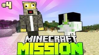 SCHNITZELJAGD mit OBDACHLOSEN?! - Minecraft Mission [Deutsch/HD]