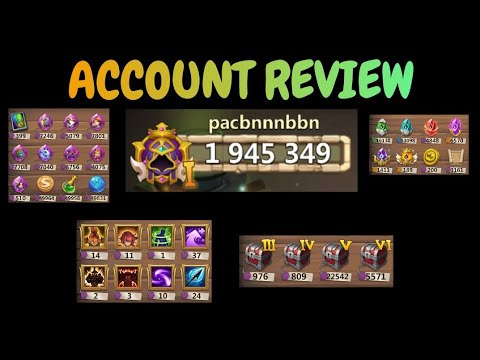Beast Account Review L Castle Clash