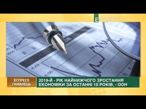 Найнижче зростання економіки за останні 10 років та нові світові тренди | Еспресо гаманець