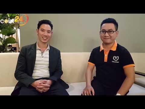 Phỏng Vấn Tiến sĩ Vũ Duy Thức tại Meetup  Kambria Startup Pitch và Tomochain