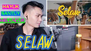 Download Mp3 Santuy Skuyyy !! Orang Hutan Squad - Selaw  Reaction