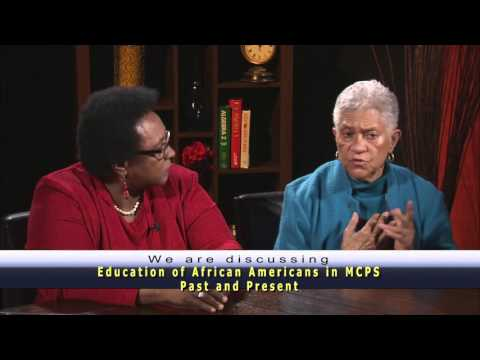 Education Matters:  Educating African American Students Past and Present