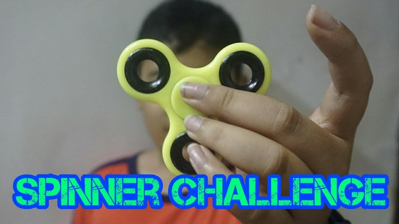 Spinner Challenge 5 Cara Main Spinner Indonesia Youtube